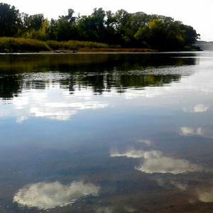 Осенние воды Урала