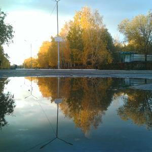 Рисунок осеннего дождя