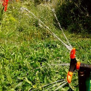 Водяной пропеллер в действии