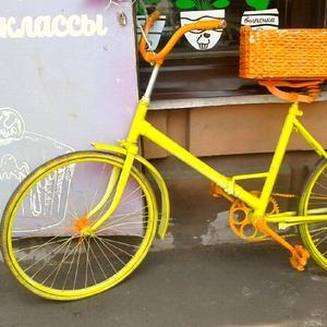 Дачно - оранжевый транспорт этого года