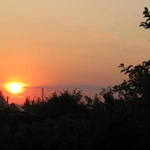 Закат Оранжевого лета