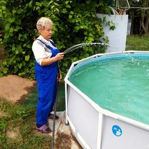 Смена воды в бассейне