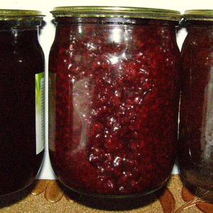 Варенье из дачных ягод