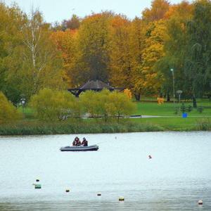 Озерная осень