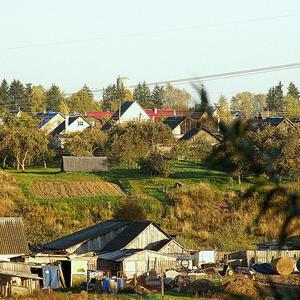 Деревня в октябре