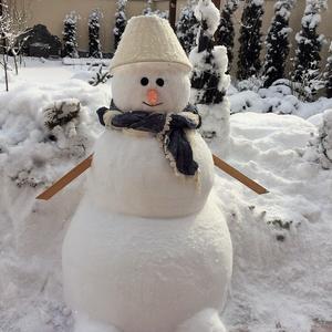 Зимний сторож