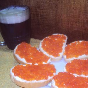 Улыбающиеся бутерброды