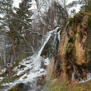 Водопад «Плакун» (Пермский край, город Суксун)