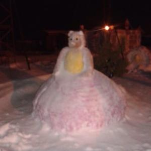 Медведица!