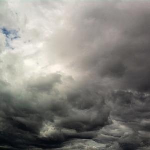 Облачный шторм