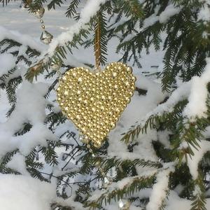 Новогоднее сердечко