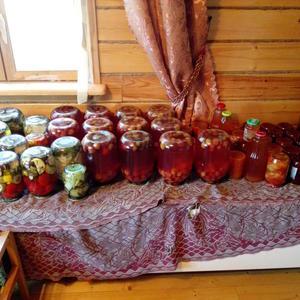 Начались заготовки)))
