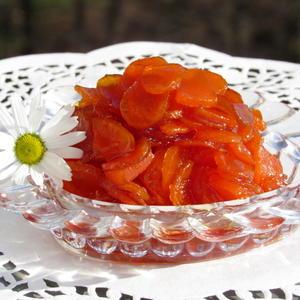 Варенье из мелкой моркови (поесть на сейчас)