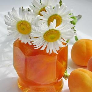 Варенье абрикосовое (солнечное-солнечное)