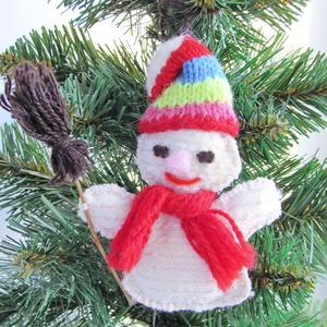 Снеговичку уже больше 20 лет!