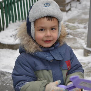 Рады снегу зверь и птица. И,  конечно, человек!!!