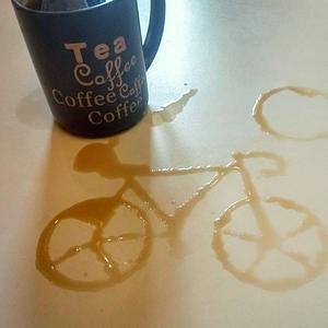 За чаепитием...