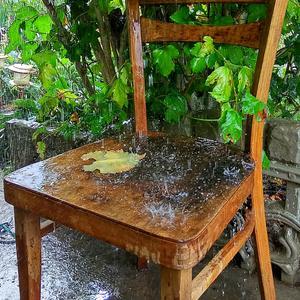Дождик проливной