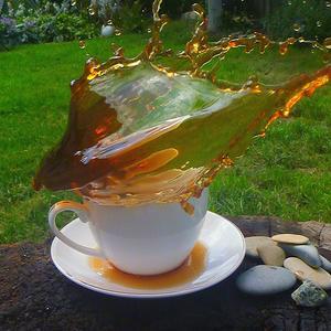 Кофейный трюк