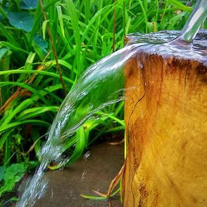 Новый день с чистой воды