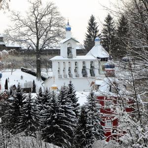 Псково-Печорский монастырь.