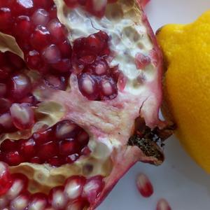 Гранат - царь фруктов