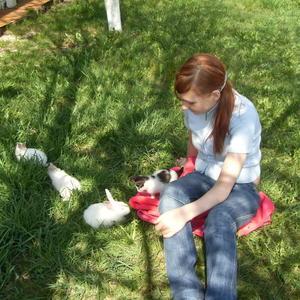В огороде не только грядки, но и лужайки для отдыха.