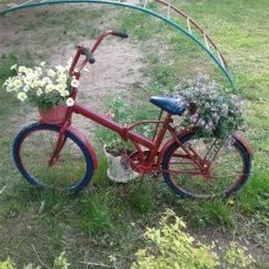 Велосипед в лето