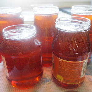 Сироп из ягод - слаще мёда)))
