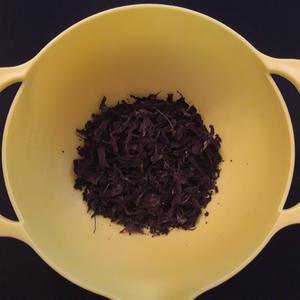 Чёрный чай...