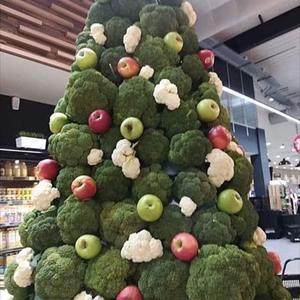 Очень полезная елка!!