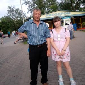 Моя семья: муж и дочь Виктория
