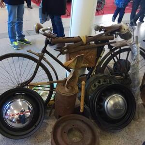 Самый старый велосипед