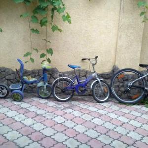 Вело-многодетные