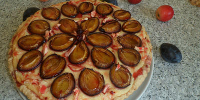 Пирог для Мамочки ,,Хризантема''