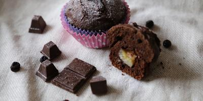 Шоколадно-банановое удовольствие