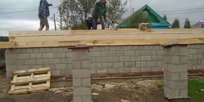 """Строительство """"Родительского дома"""" продолжается..."""