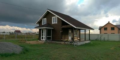 Расширяем дом-мечту, в связи с пополнением нашей семьи!
