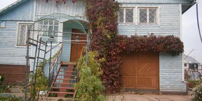 Дом, построенный собственными руками без применения подъемных механизмов и привлеченных строителей