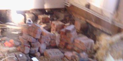 Наш дом специально мы разрушим До основанья, а потом Мы наш, мы новый дом построим, Где был бедлам там - СУПЕРДОМ!