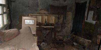 Ремонт домика для внука
