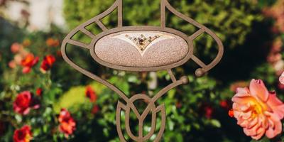 Art-объекты - изюминки нашего сада