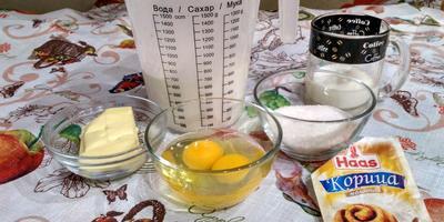 Францевы булочки — ароматная выпечка