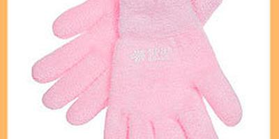 Spa Belle Гелевые перчатки увлажняющие розовые с лавандой