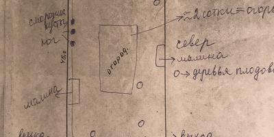 Помогите советом, как лучше распланировать участок в 13 соток прямоугольной формы?