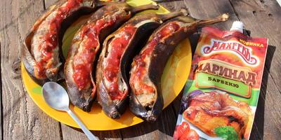 Запеченные в банане колбаски: такое вы точно не пробовали!