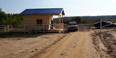 Фотографии и отзывы о коттеджном поселке «Рыбацкая деревня» (Клинский р-н МО)