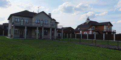 Фотографии и отзывы о коттеджном поселке «Чистые пруды» (Истринский р-н МО)