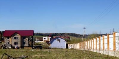 Фотографии и отзывы о коттеджном поселке «Сергеевка» (Солнечногорский р-н МО)