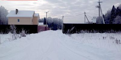 Фотографии и отзывы о коттеджном поселке «Ёлочки» (Сергиево-Посадский р-н МО)